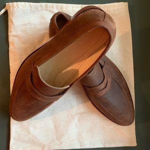 Nisolo Chamberlain Penny Loafers